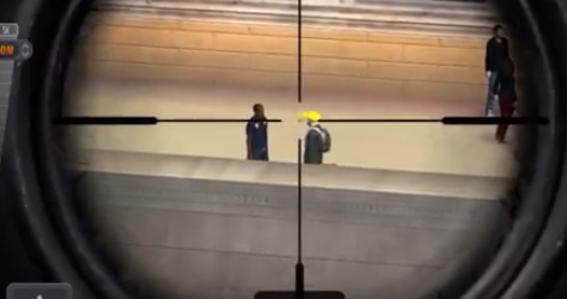 killing the journalist  sniper 3d assassin