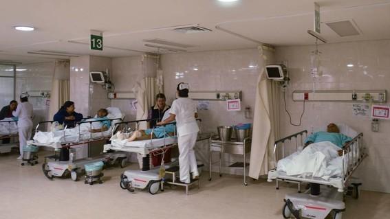 retienen mas de 2 mil millones de pesos al sector salud