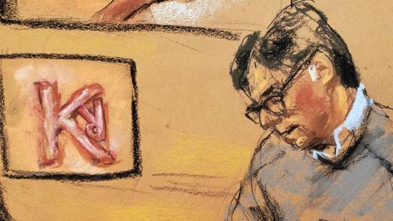 una de las victimas de explotaciçon sexual de keith raniere narro los dias de reclusion en nxivm en juicio en nueva york