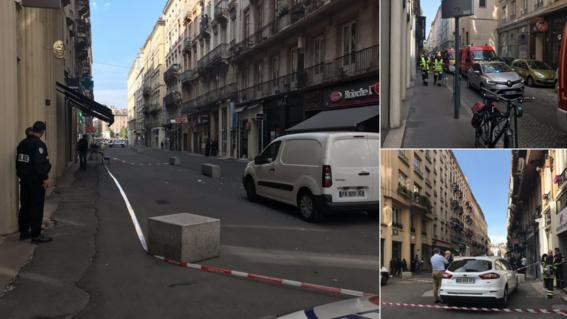 paquete bomba explota en francia; al menos hay ocho heridos