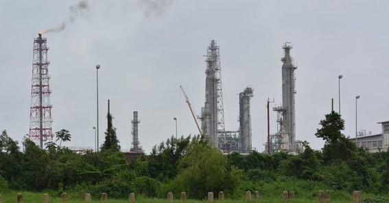 van oord refineria dos bocas