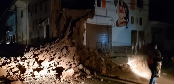 terremoto de 75 en peru