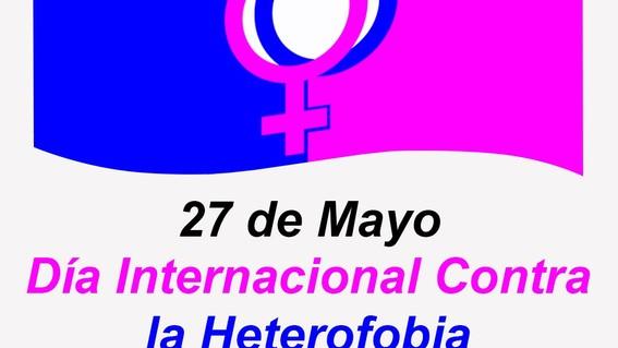 promueven en redes el dia internacional contra la heterofobia
