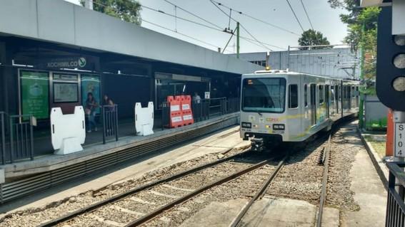 cerraran seis meses 10 estaciones del tren ligero por mantenimiento