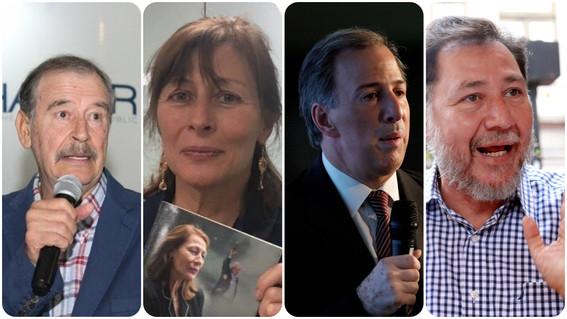 reacciones politicos aranceles donald trump a mexico
