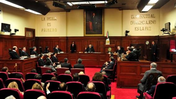 por acoso y corrupcion destituyen a 15 jueces de suprema corte