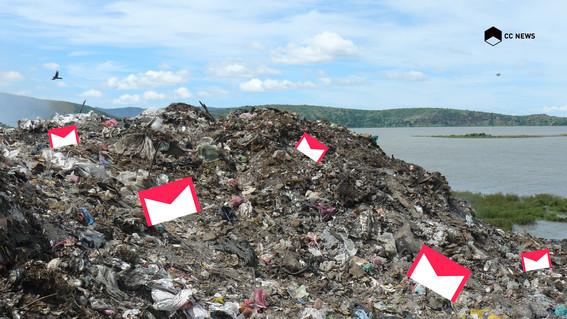¿por que los correos electronicos contaminan el medio ambiente