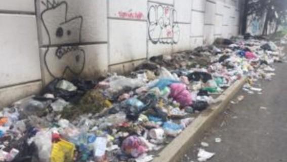 arresto por tirar basura en toluca