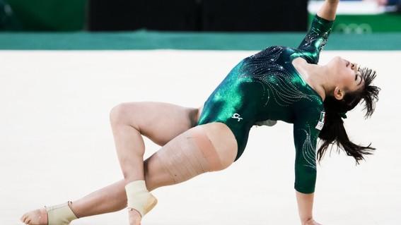 la gimnasta mexicana alexa moreno queda fuera de juegos panamericanos