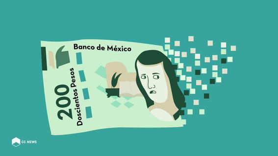 quitan imagen de sor juana de billetes de 200 pesos