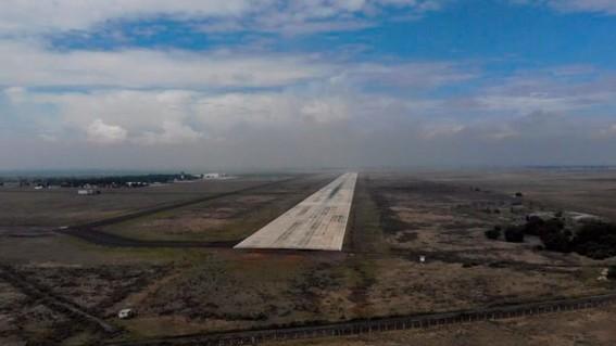 el colectivo nomasderroches desea poner un freno total a la construccion del aeropuerto de santa lucia