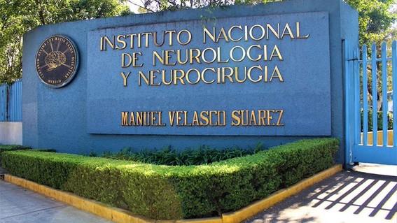 instituto nacional de neurologia y neurocirugia