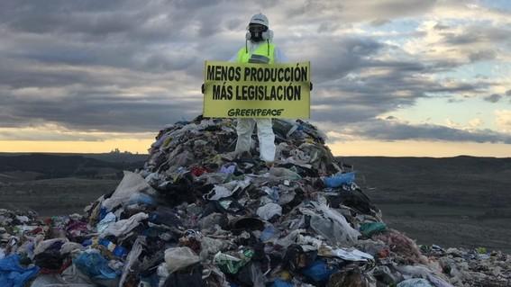 greenpeace detallo que debido a su composicion no todos los siete tipos de plasticos que existen se pueden reciclar