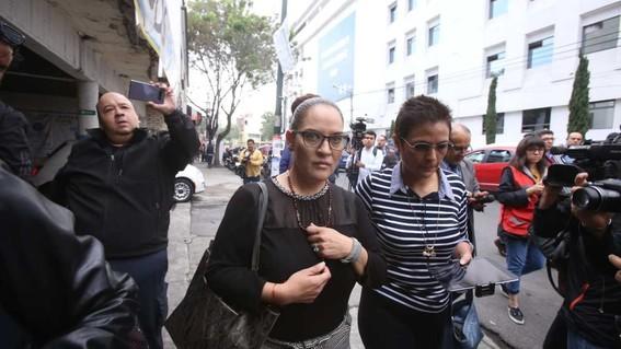 la familia de norberto ronquillo pidio a la jefa de gobierno de la cdmx no politizar el caso y evitar filtraciones de informacion a los medios