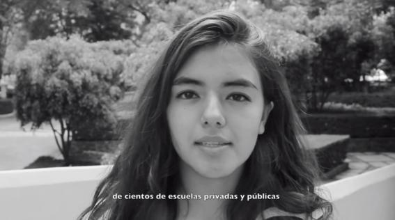 los estudiantes de universidades publicas y privadas exigen a las autoridades frenar la inseguridad que se vive en todo el pais