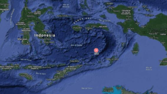 sismode73gradosenindonesiasesintiohastaaustralia