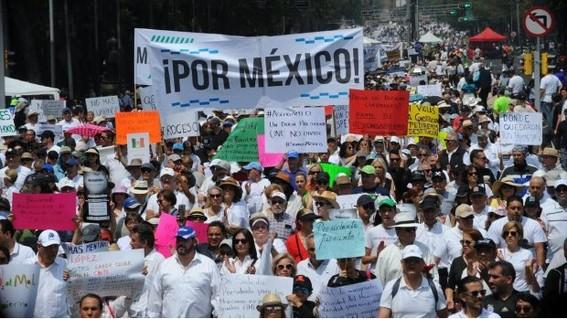 marcha global contra amlo 30 de junio