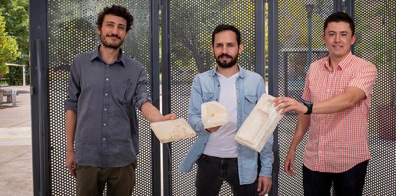 crean egresados del iteso unicel biodegradable