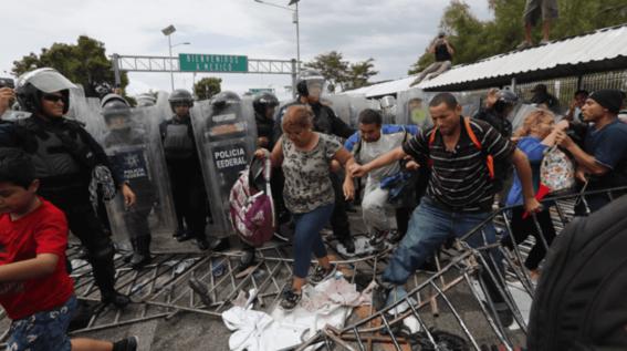 papa francisco felicita a mexico por ser tan acogedor con los migrantes