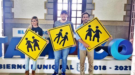senalamientos inclusivos tampico tamaulipas