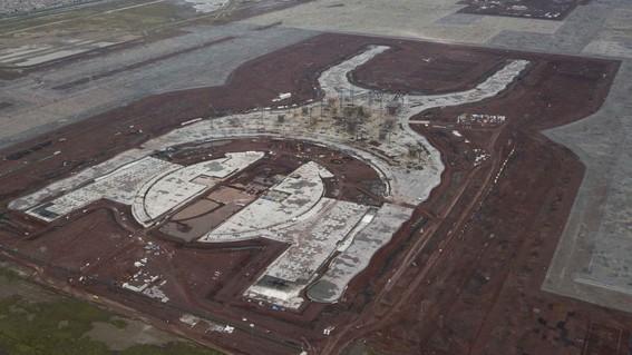 nuevo aeropuerto internacional de la ciudad de mexico