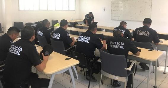 policia federal confianza mexicanos