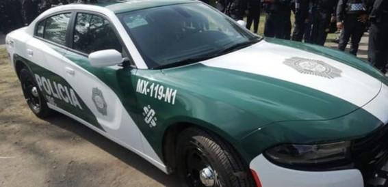 las patrullas de la ciudad de mexico estrenaron imagen y ahora seran verdes para estar acordes con la imagen institucional del gobierno de claudi