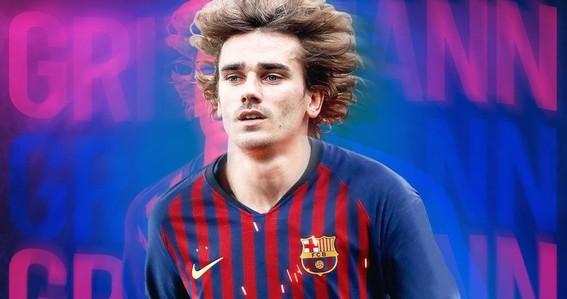 ¡antoine griezmann ya es jugador del barcelona