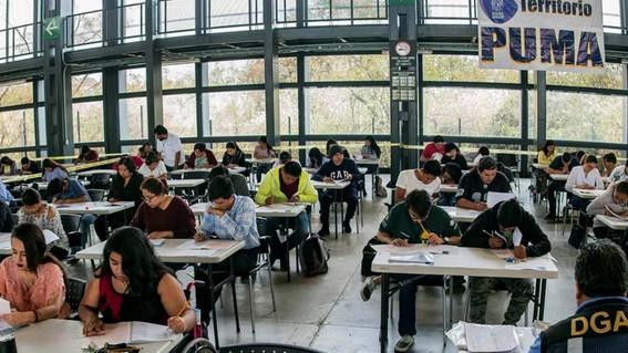 las unam emitio una serie de recomendaciones a los alumnos que participaron en su concurso de ingreso a nivel licenciatura para poder consultar l