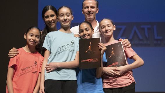 adolescentes mexicanas son becadas para estudiar ballet en berlin