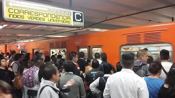 metro de la cdmx aumentara su velocidad en linea 3