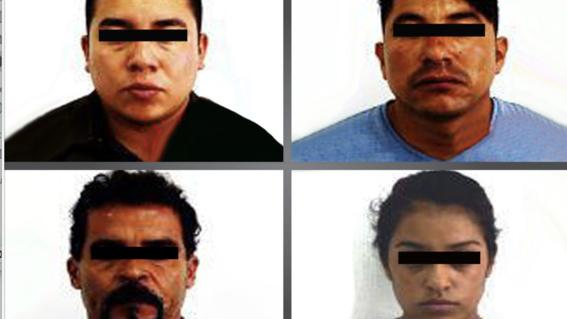 detienen a secuestradores guardia nacional