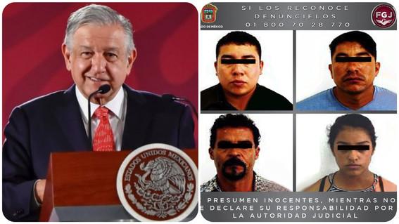 amlo militares banda de secuestradores huehuetoca
