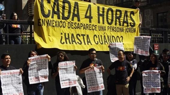 colectivos exigieron al presidente amlo claridad sobre el proceso de identificacion de los cuerpos que se encuentran en los centros forenses sob