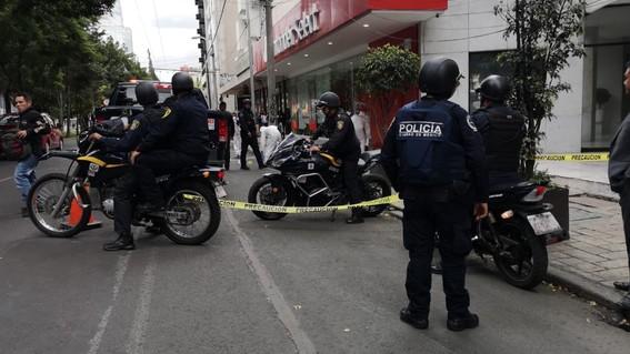 conoce las colonias mas peligrosas para usuarios de bancos en la ciudad de mexico de acuerdo con cifras de la plataforma de sotos abiertos del g