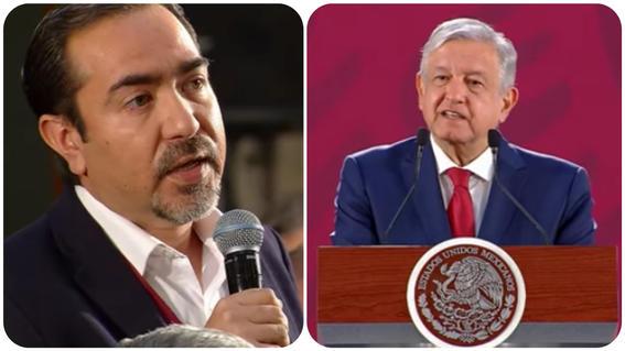 amlo debate contra periodista de proceso