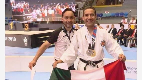 aristeo flores mendez skif world championship de karate