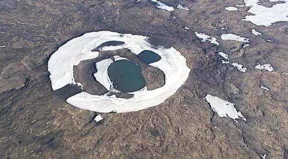 por cambio climatico islandia pierde su primer glaciar