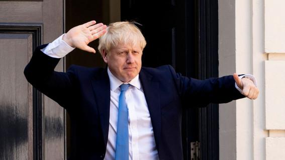 el politico britanico boris johnson que desde el miercoles sera el primer ministro britanico se ha caracterizado por sus comentarios poco diplo