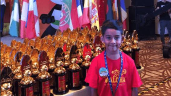 campeonato internacional de aritmetica mental 2019