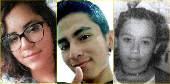 activan alerta amber para tres personas desaparecidas en alvaro obregon