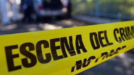 un trabajador de una estacion de bombeo fue asesinado por asaltantes que intentaron asaltarlo en su lugar de trabajo como no tenia dinero lo bal