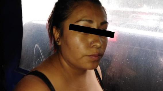 esperanza n presunt autora de balacera en plaza artz