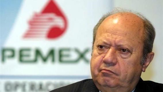 carlos romero deschamps fue destituido de su cargo como lider del sindicato de trabajadores de pemex en una sesiono extraordinaria en la que aval