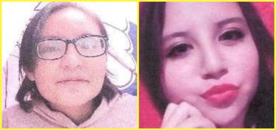 activan alerta amber para dos adolescentes desaparecidas en iztapalapa