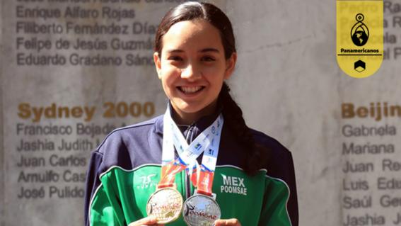 ¡cae la primera medalla de oro para mexico en los juegos panamericanos