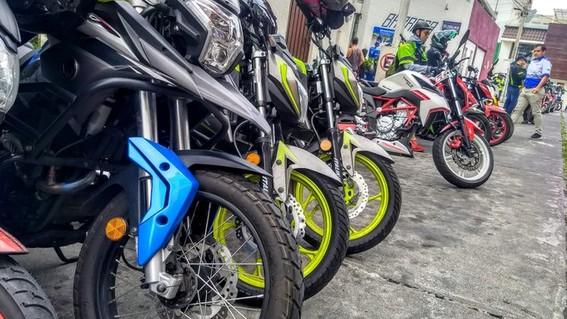 marcas de motocicleta mas robadas en mexico