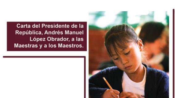 nueva escuela mexicana amlo aplausos