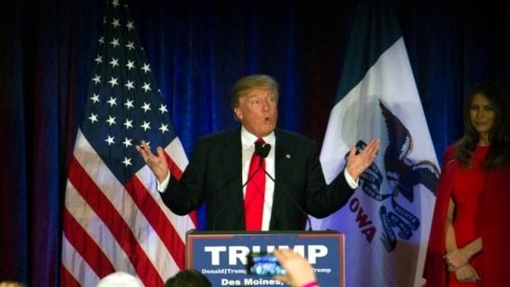 el presidente de los estados unidos donald trump cree que es la persona menos racista del mundo a pesar de sus constantes muestra de si serlo
