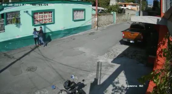 video motociclista intenta secuestrar a una nina ahora en xochimilco